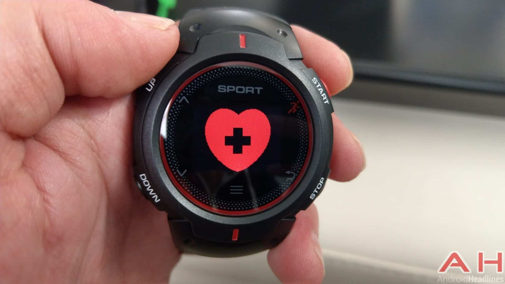 NO.1 F13 Smartwatch Review Software Gallery 05 AH
