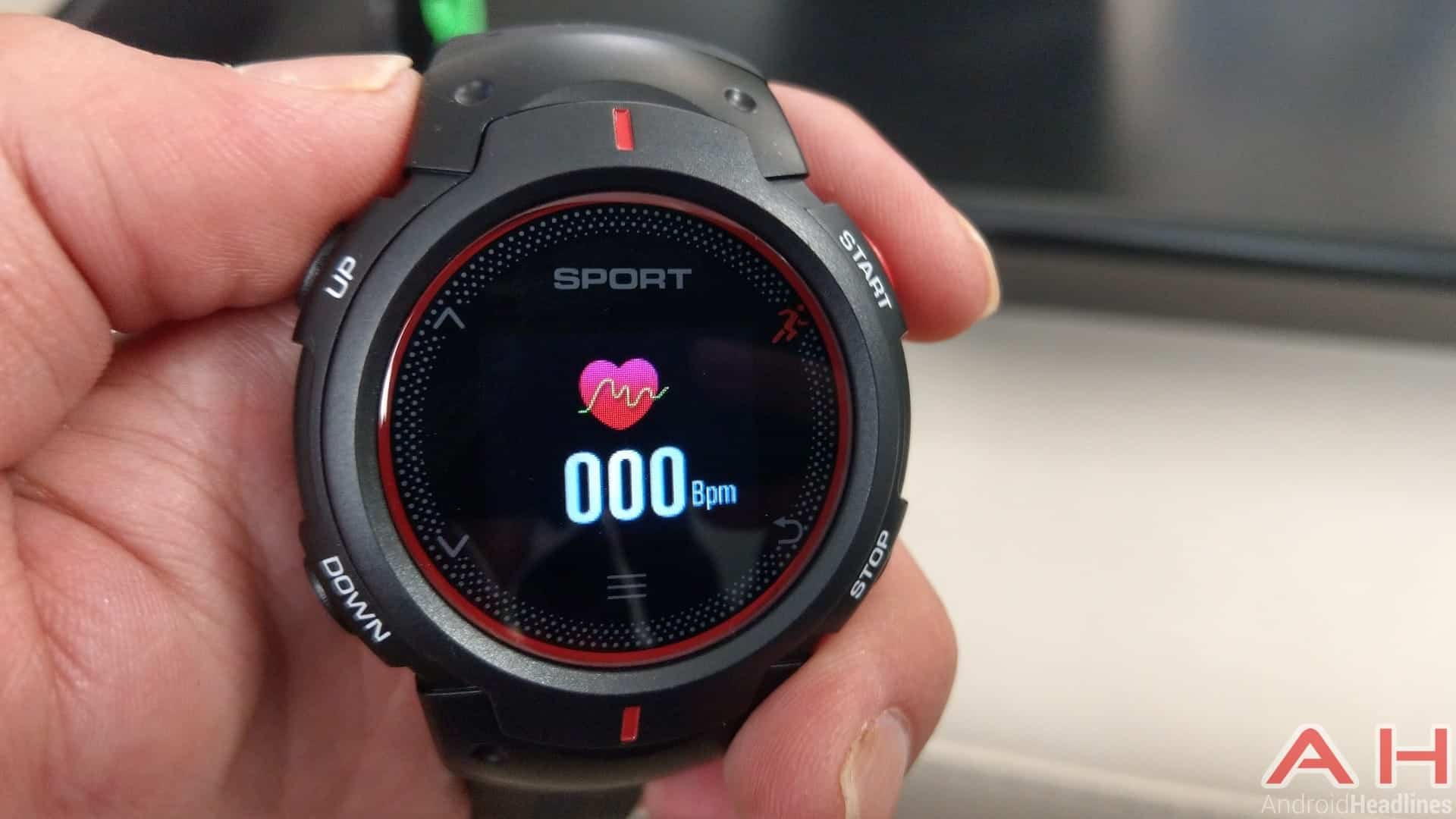 NO.1 F13 Smartwatch Review Software Gallery 06 AH