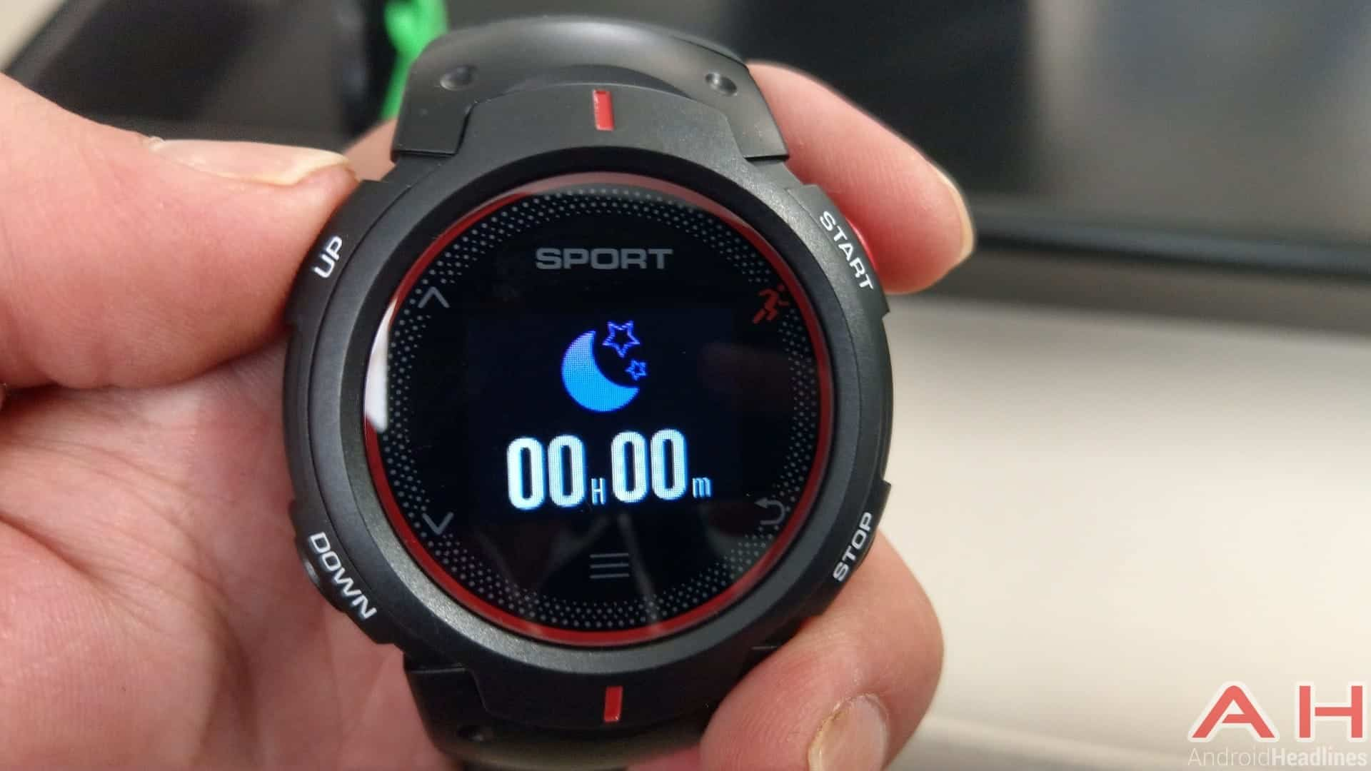 NO.1 F13 Smartwatch Review Software Gallery 07 AH
