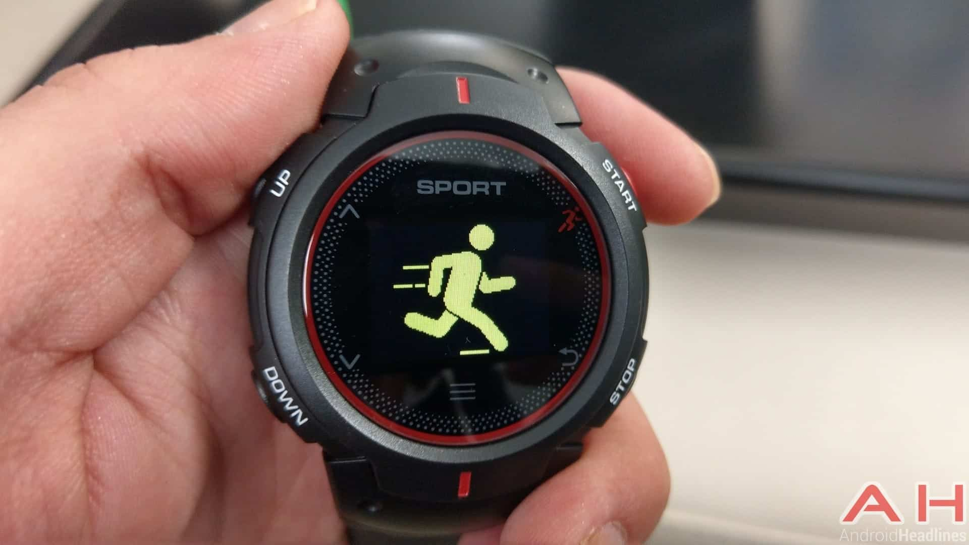NO.1 F13 Smartwatch Review Software Gallery 08 AH