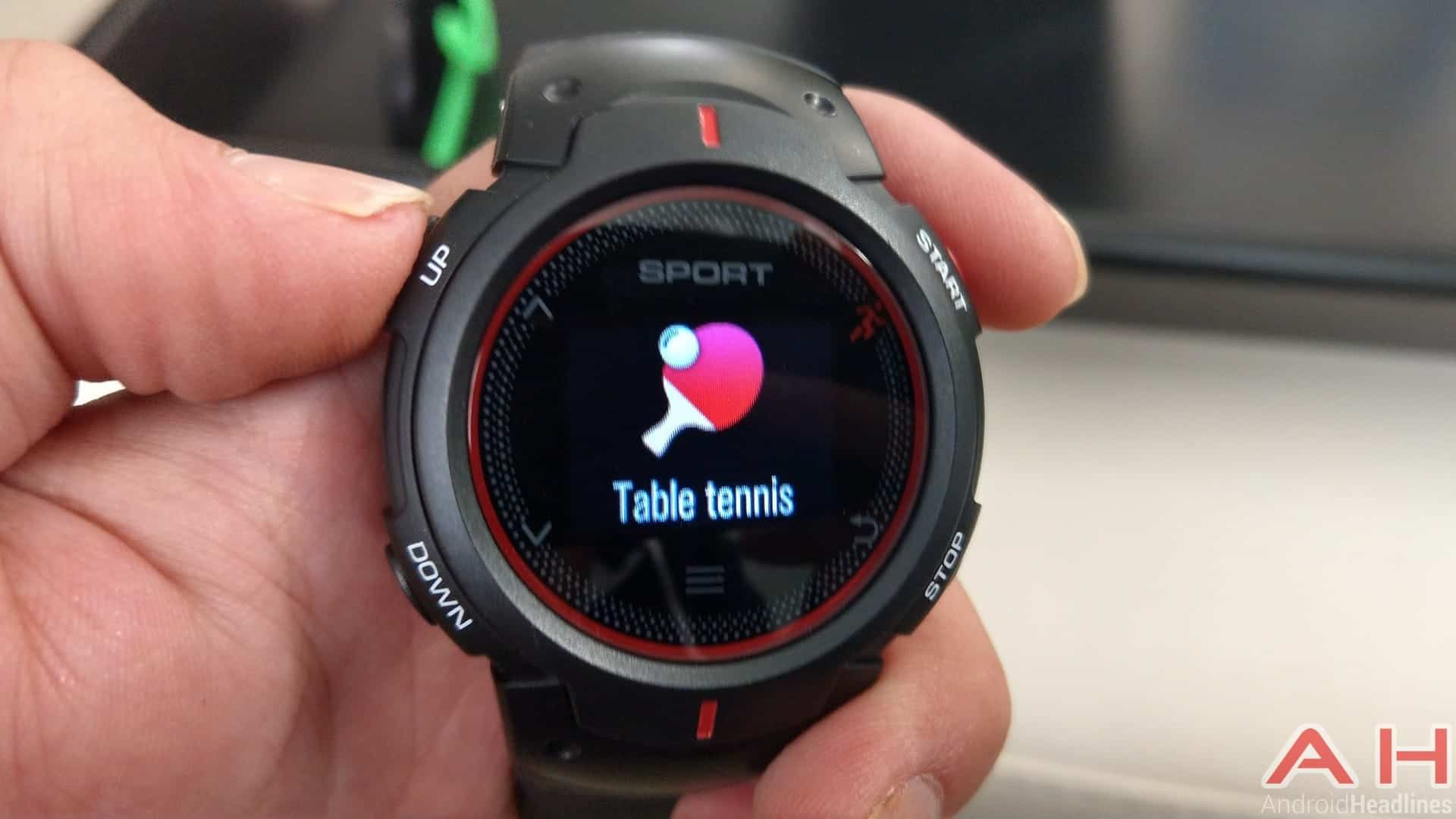 NO.1 F13 Smartwatch Review Software Gallery 10 AH