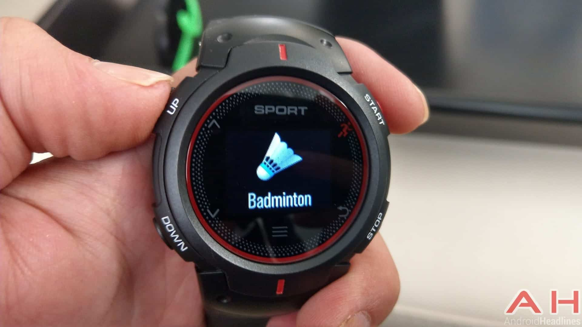 NO.1 F13 Smartwatch Review Software Gallery 11 AH