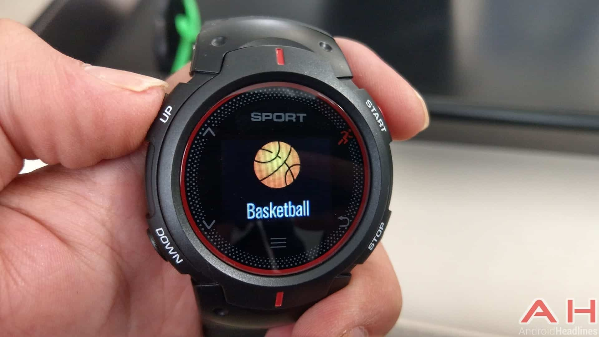 NO.1 F13 Smartwatch Review Software Gallery 12 AH