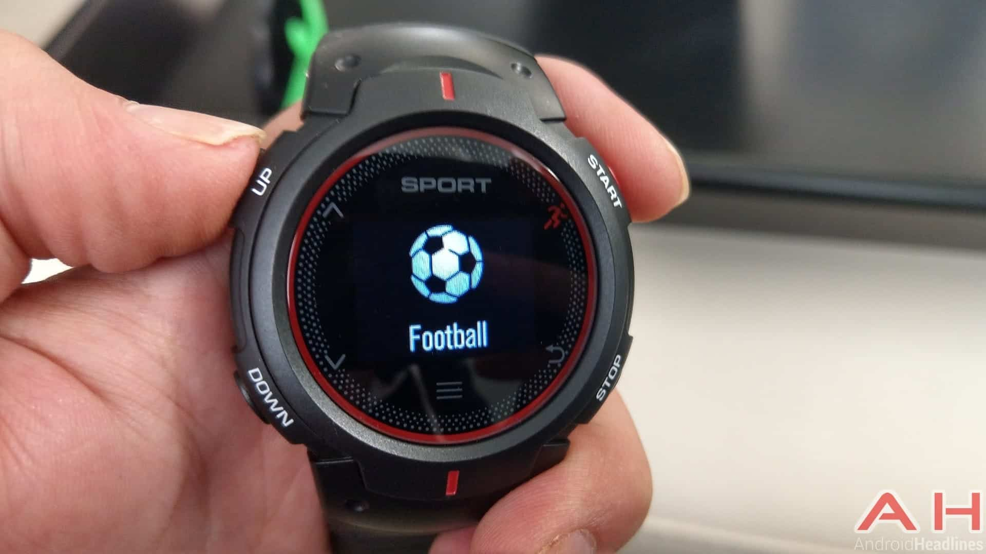 NO.1 F13 Smartwatch Review Software Gallery 13 AH