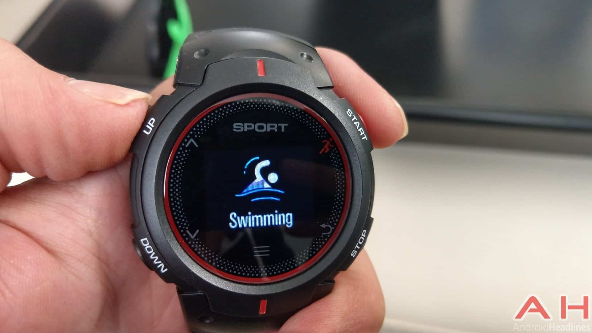 NO.1 F13 Smartwatch Review Software Gallery 14 AH