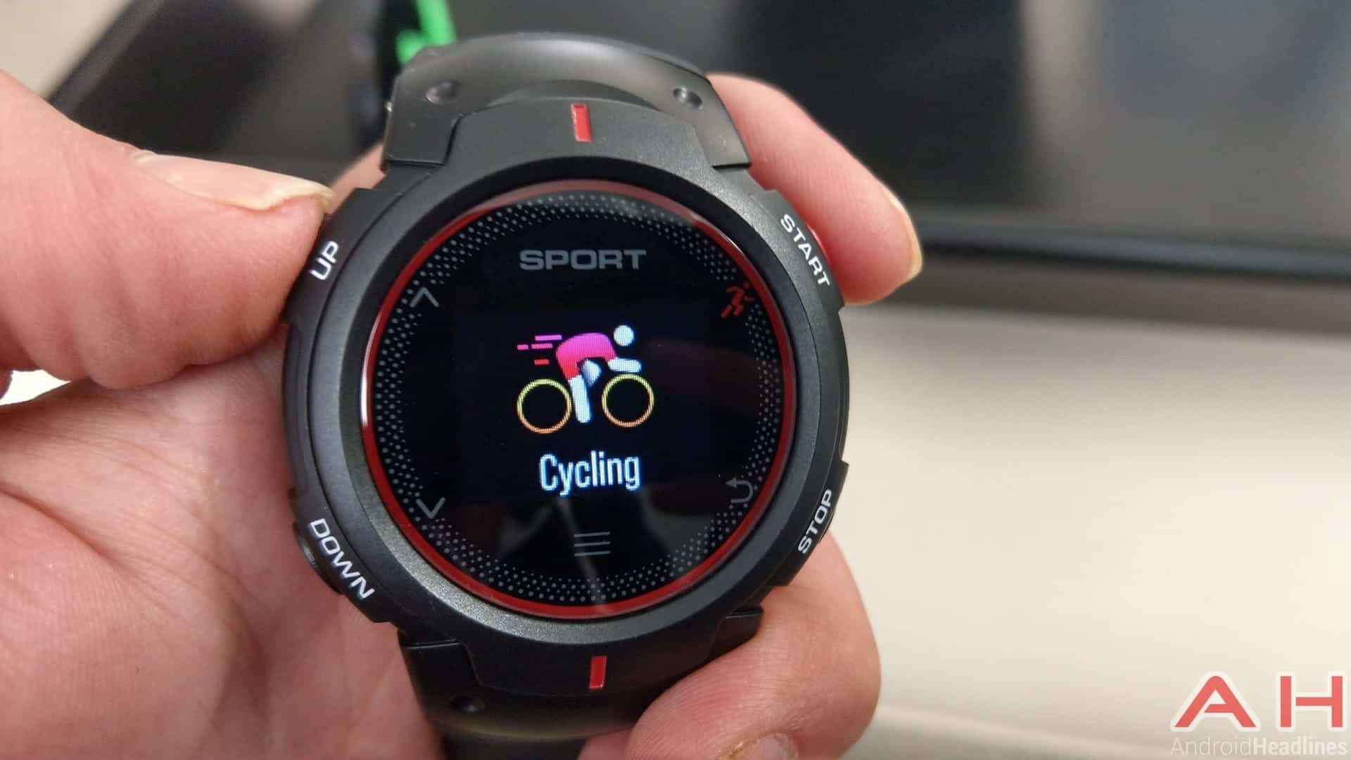 NO.1 F13 Smartwatch Review Software Gallery 15 AH