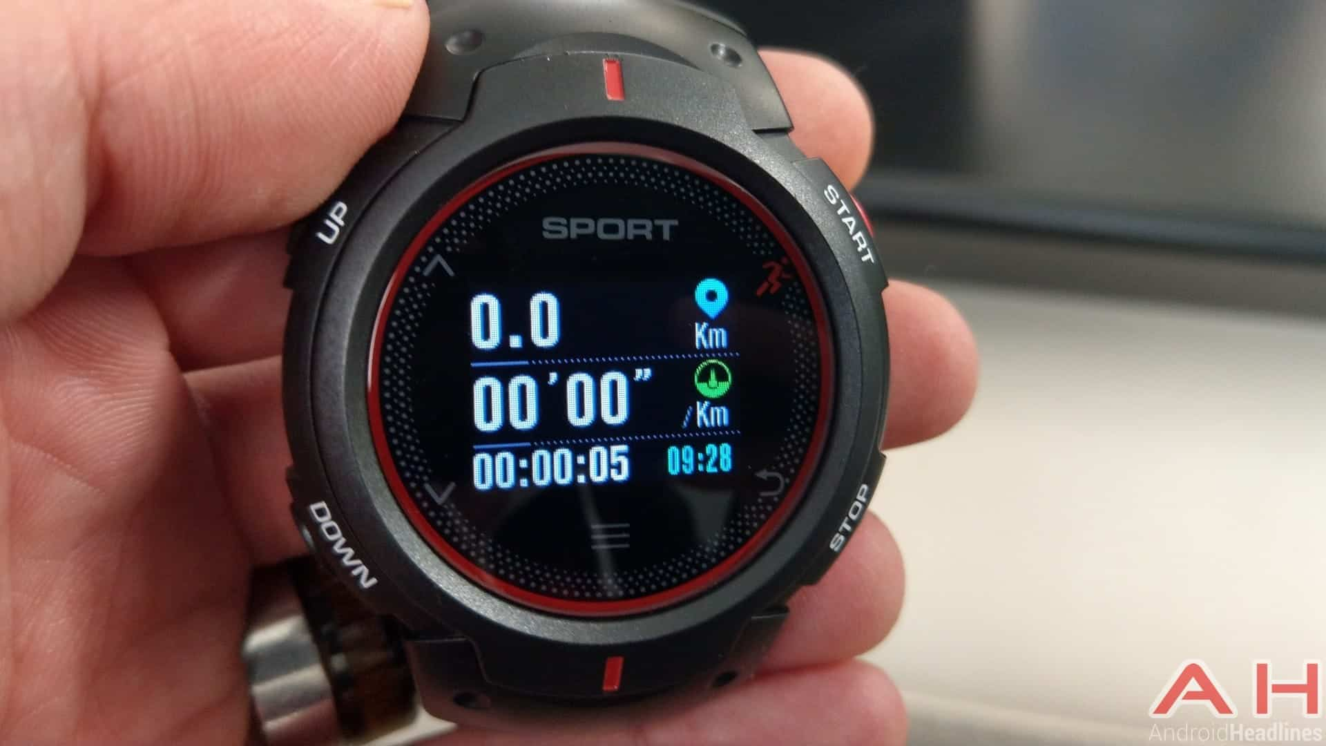 NO.1 F13 Smartwatch Review Software Gallery 18 AH