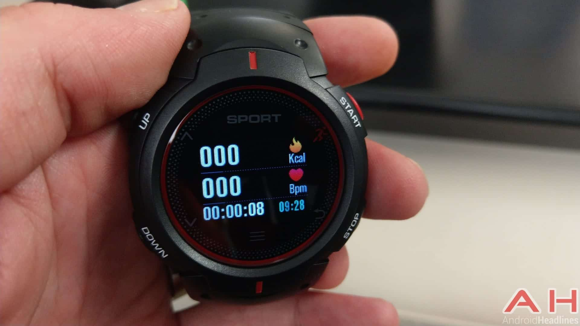 NO.1 F13 Smartwatch Review Software Gallery 19 AH