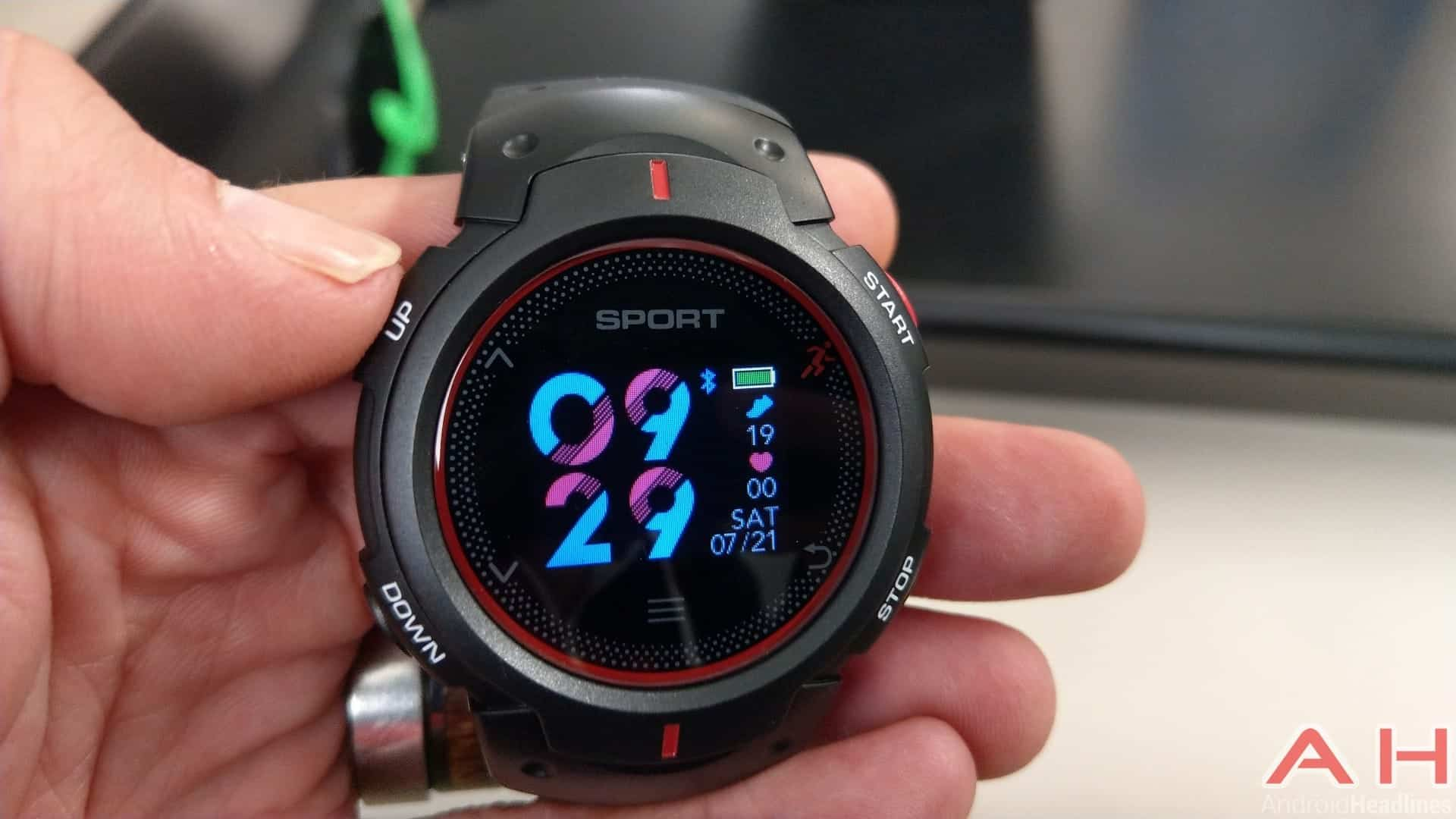 NO.1 F13 Smartwatch Review Software Gallery 22 AH