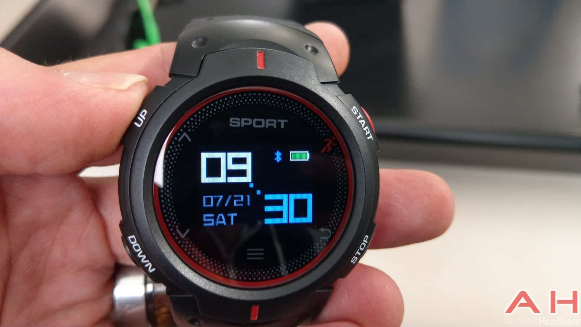 NO.1 F13 Smartwatch Review Software Gallery 25 AH