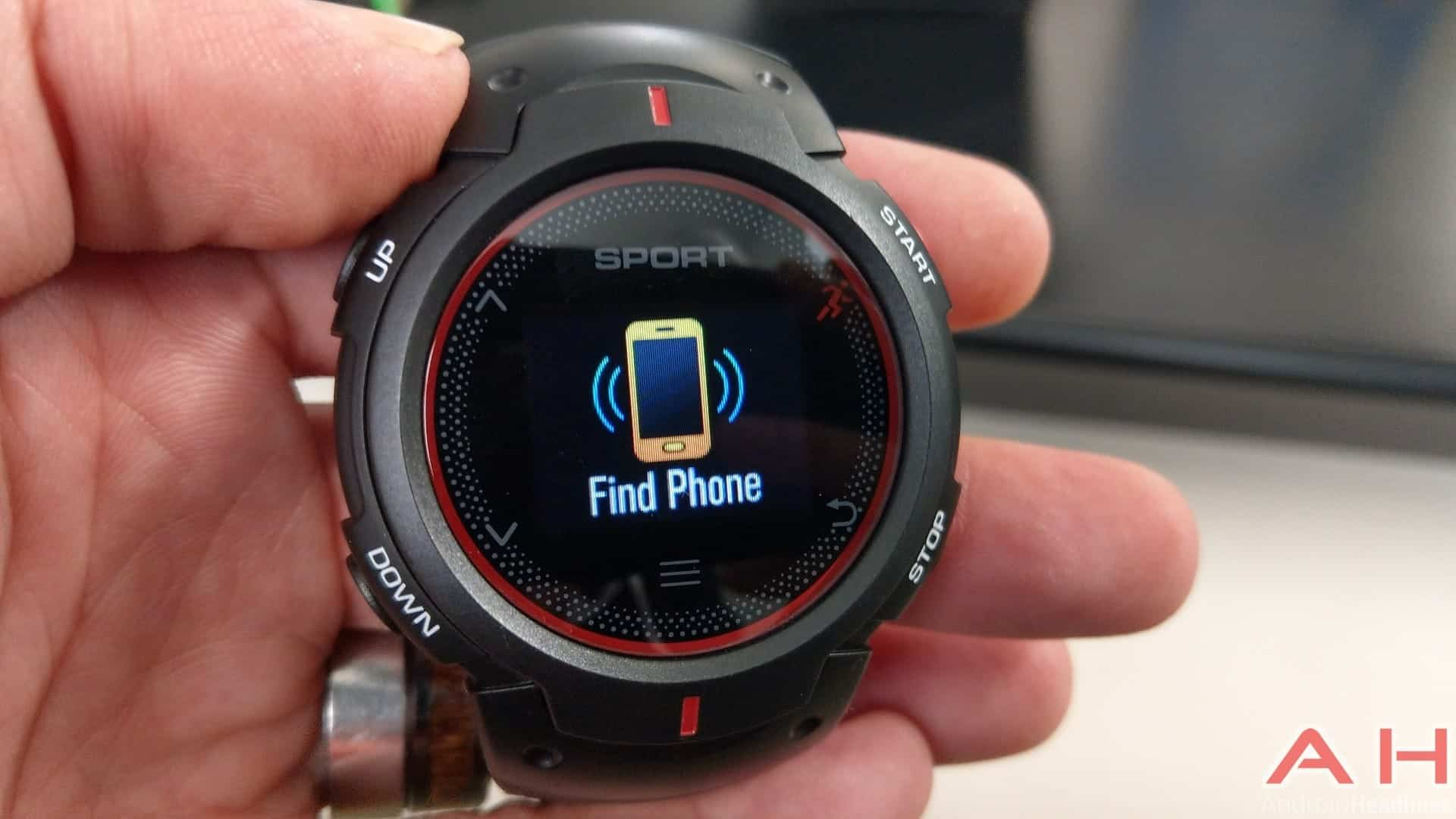 NO.1 F13 Smartwatch Review Software Gallery 27 AH