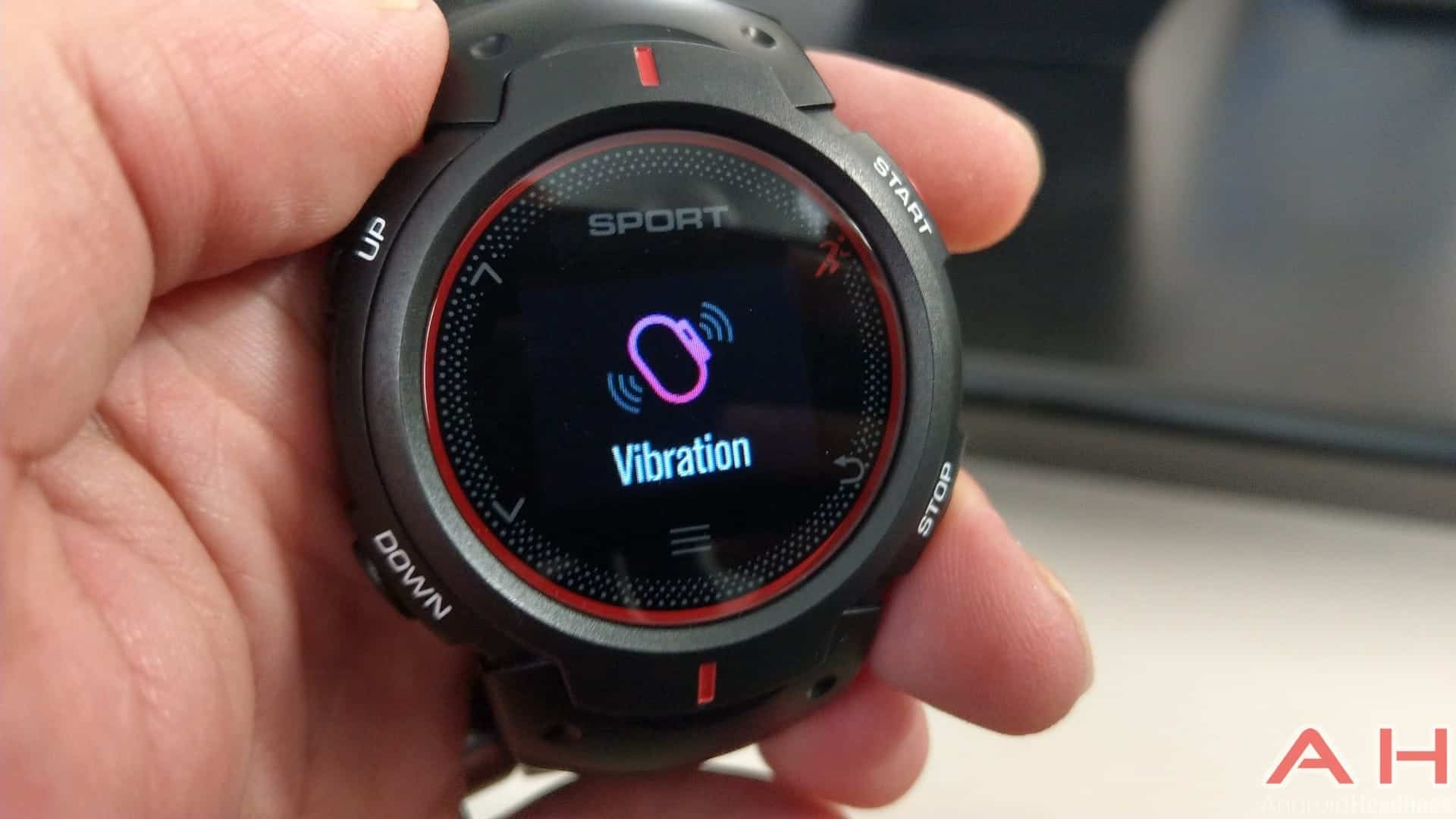 NO.1 F13 Smartwatch Review Software Gallery 30 AH