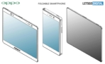 OPPO foldable smartphone patent 3