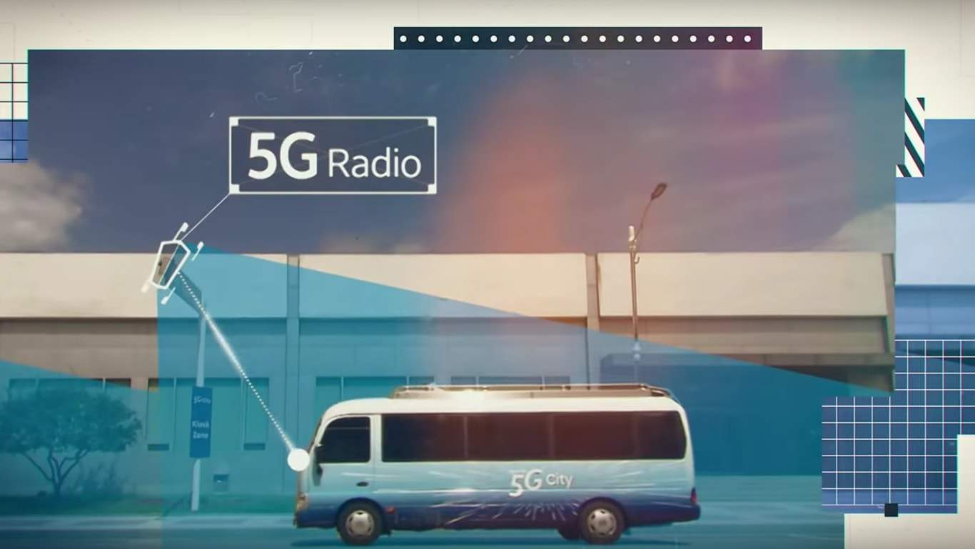 Samsung 5G City Preview