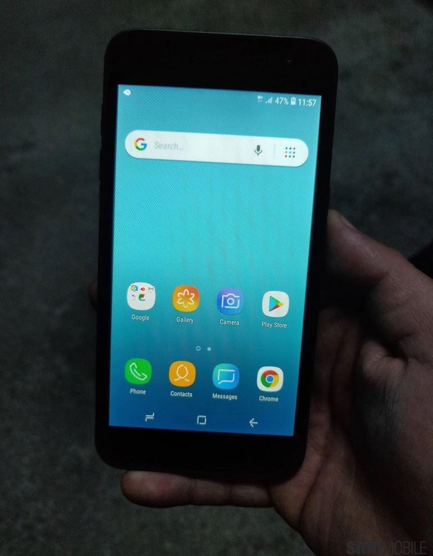 Samsung Android Go Phone SamMobile 2