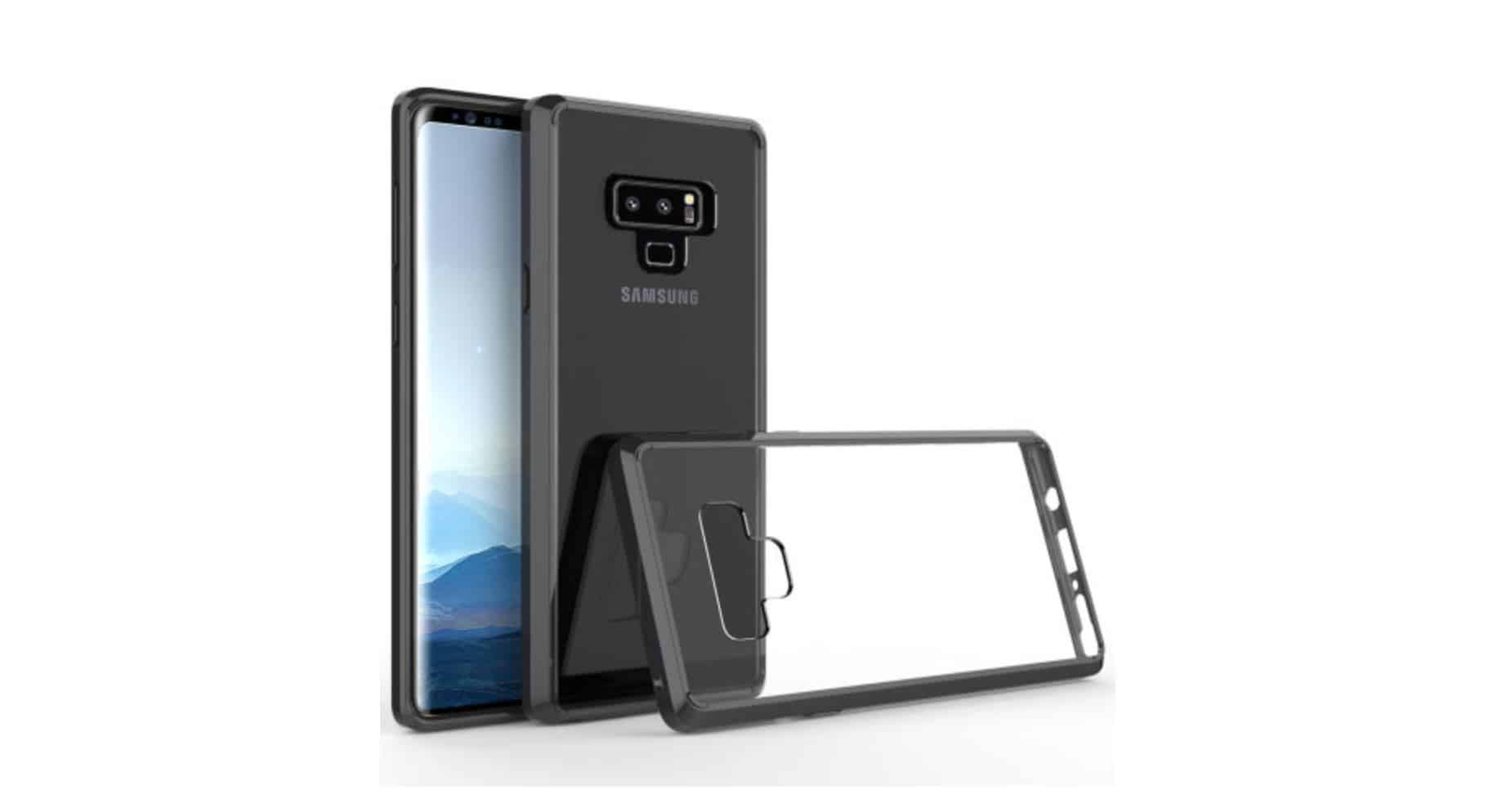 Samsung Galaxy Note 9 MobileFun Case 4