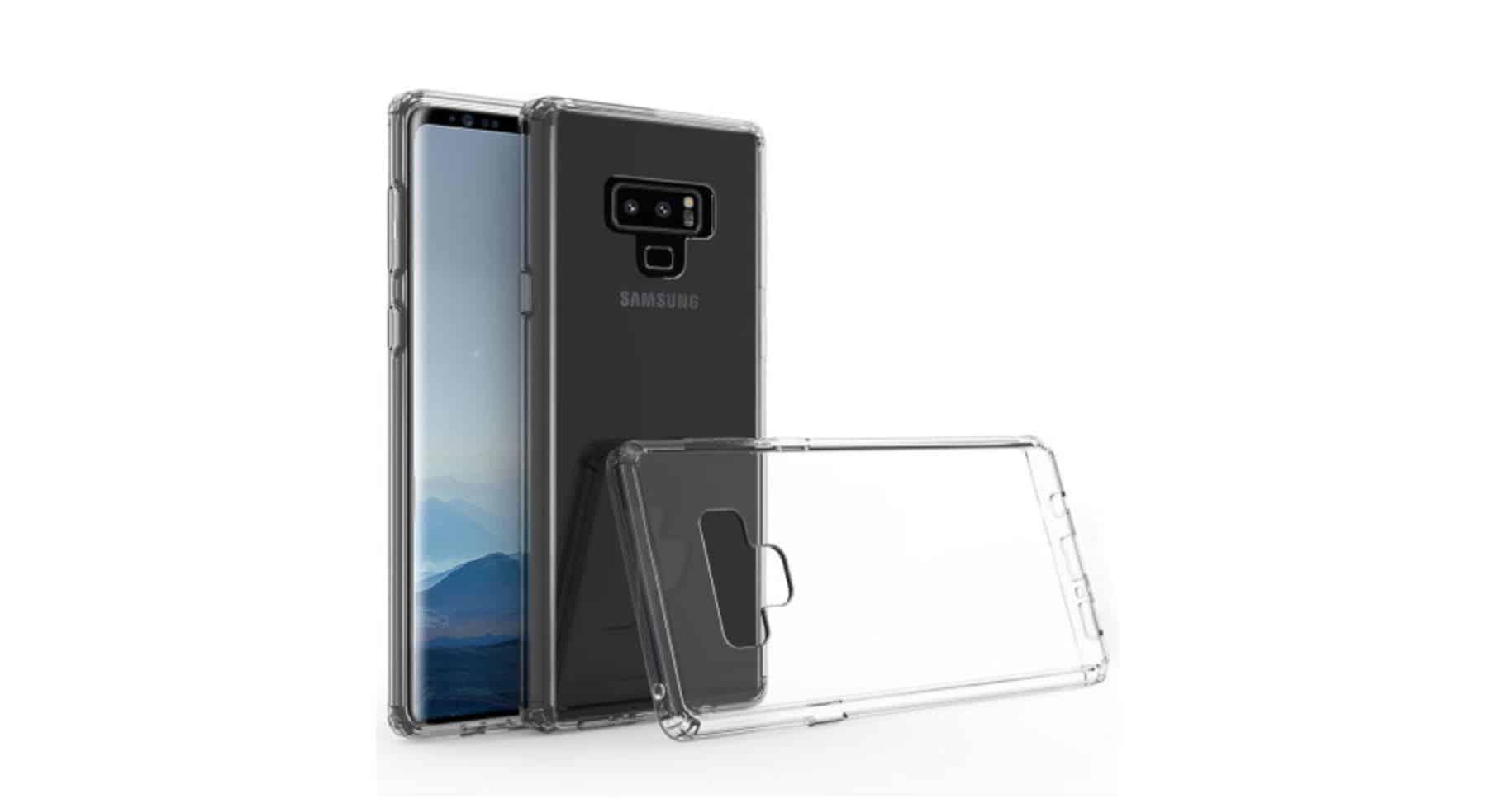 Samsung Galaxy Note 9 MobileFun Case 5