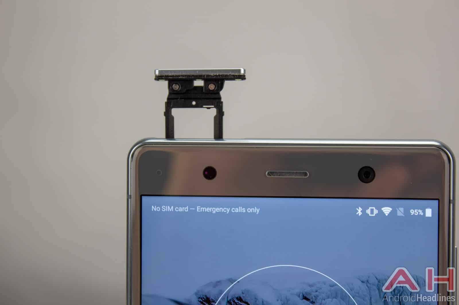 Sony Xperia XZ2 Premium AH NS 21 sim
