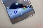 Sony Xperia XZ2 Premium AH NS 23 bezels nav