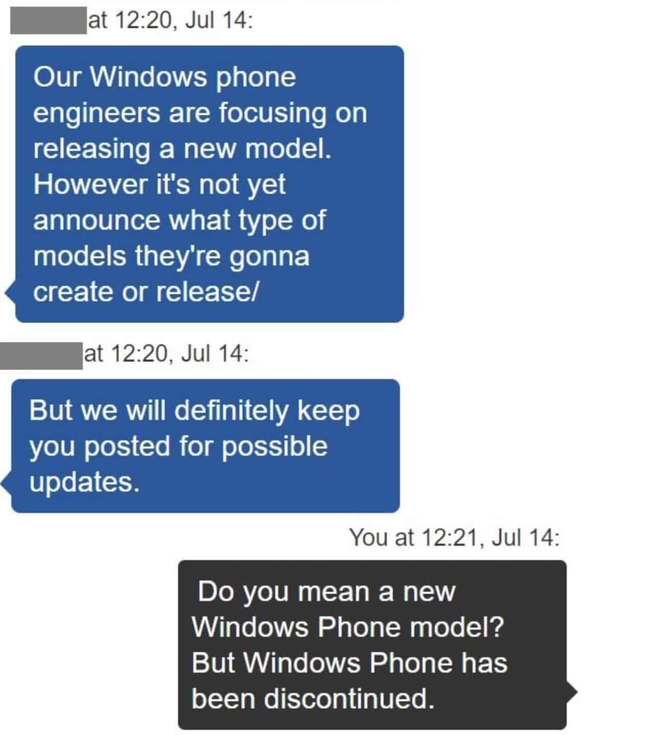 Windows Latest New Microsoft Phone 1 July 2018