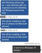 Windows Latest New Microsoft Phone 2 July 2018