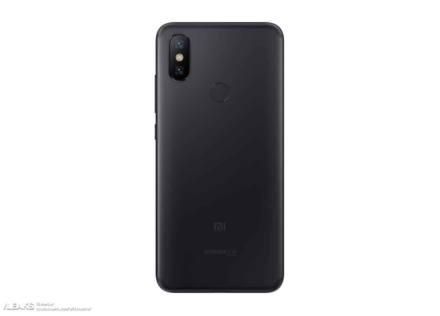 Xiaomi Mi A2 render leak 3