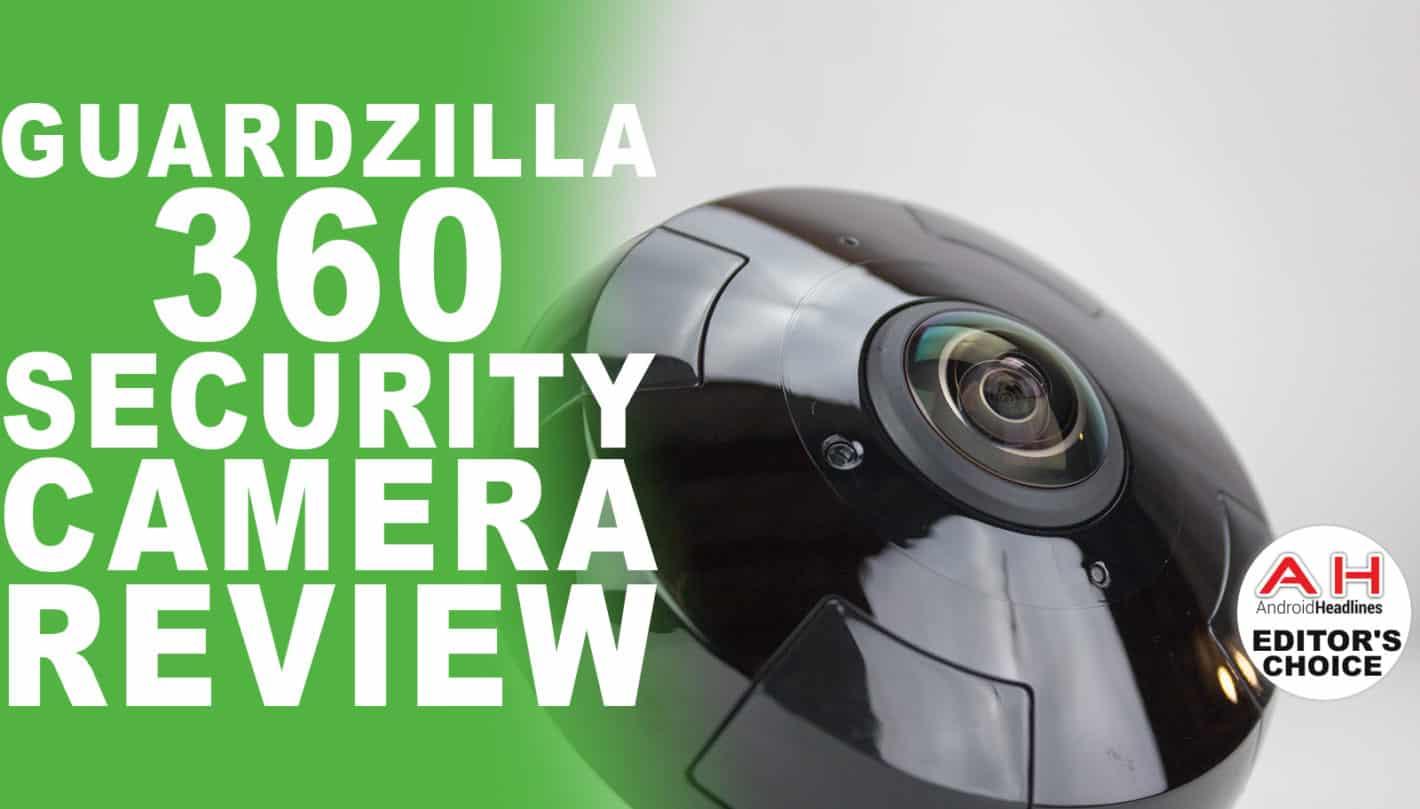 Video Guardzilla 360 Indoor Outdoor Camera Review