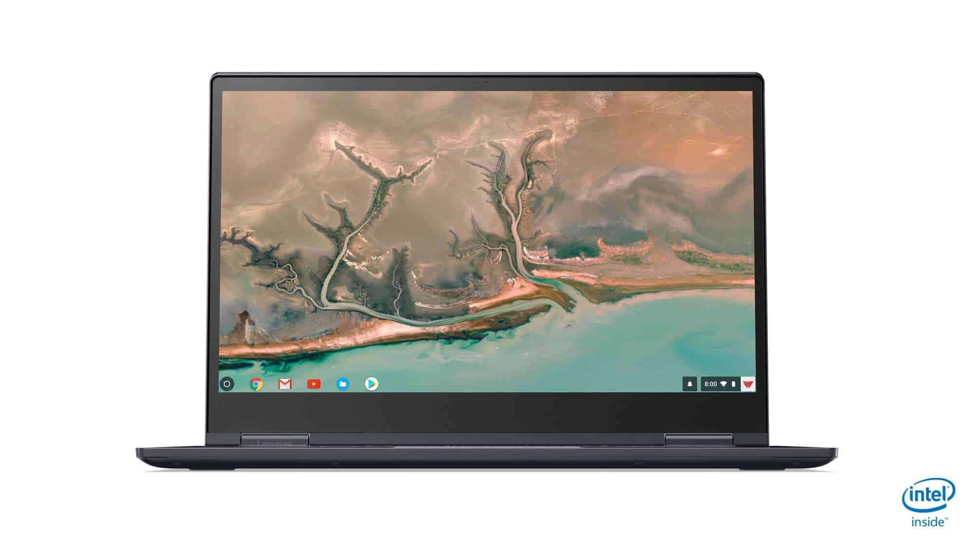 02 Chromebook C630 Hero Front Facing Forward Yoga Chromebook