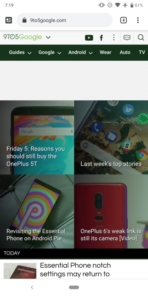 06 chrome 69 material design refresh android from 9to5Google
