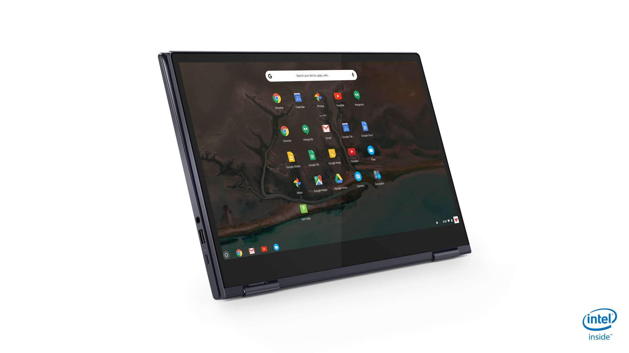 08 Chromebook C630 Hero Horizontal Front Facing Tablet Yoga Chromebook