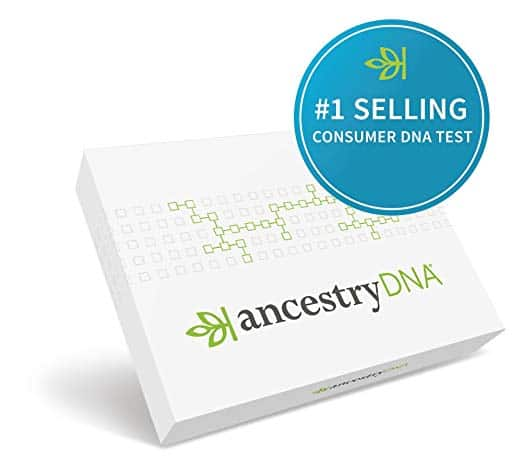 AncestryDNA: Genetic Testing - (Amazon)