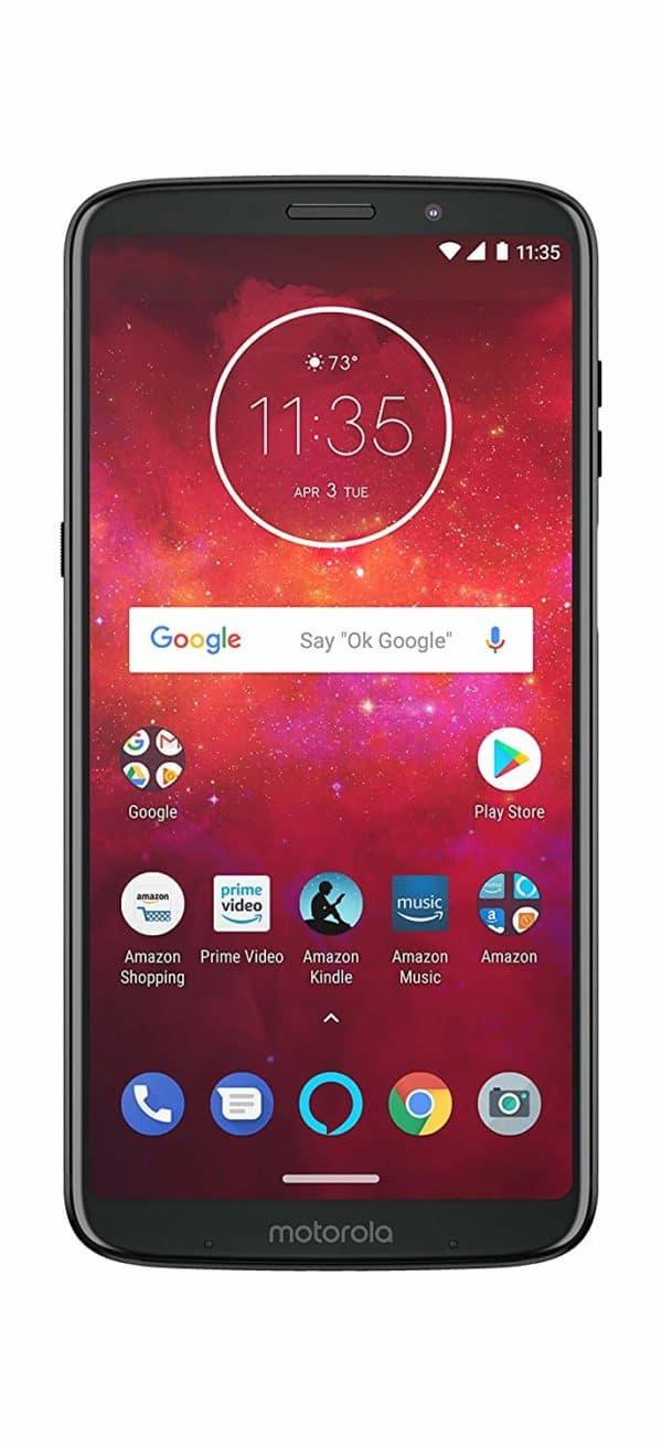 Moto Z3 Play – 64 GB