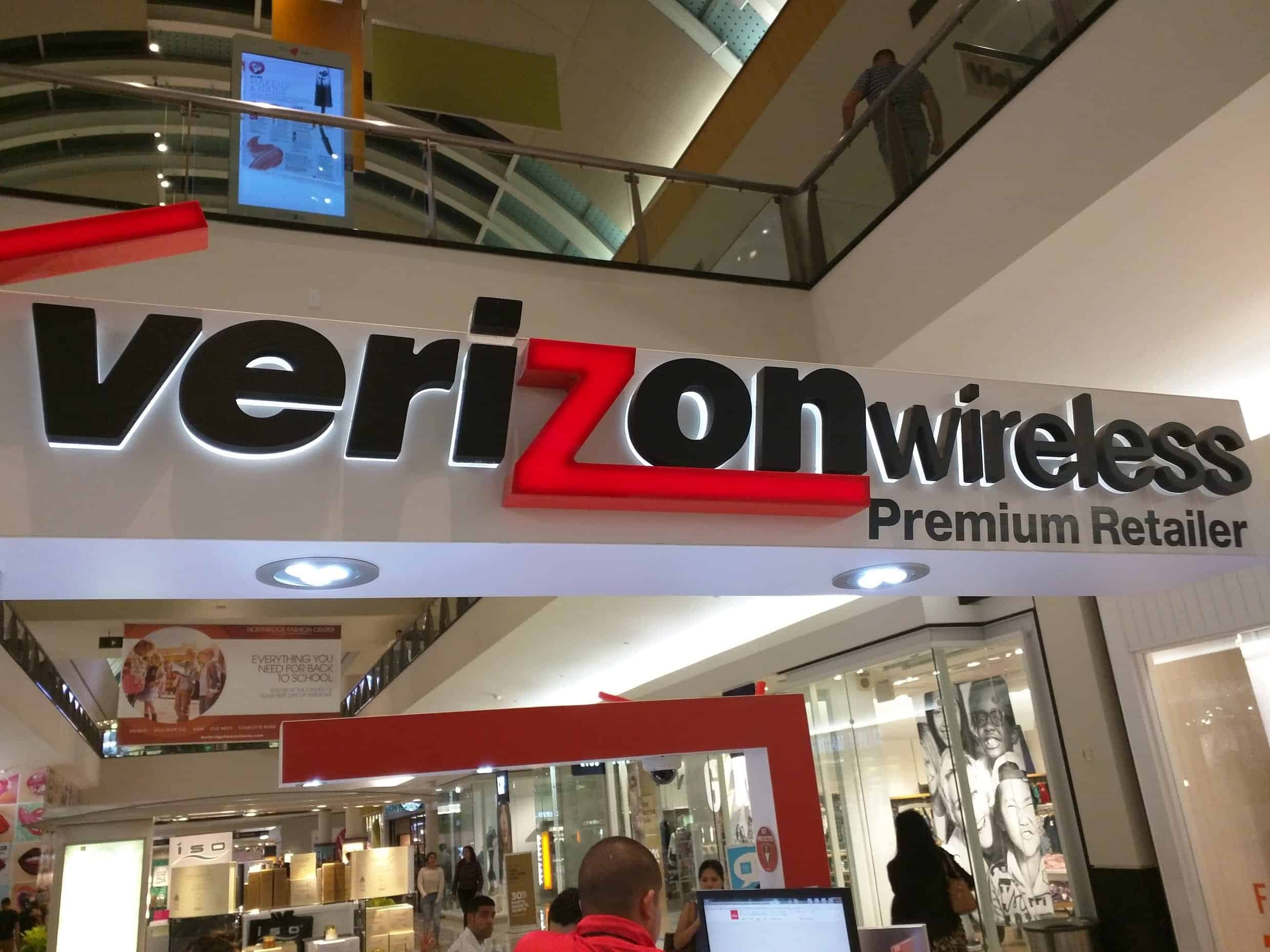 AH Verizon Logo