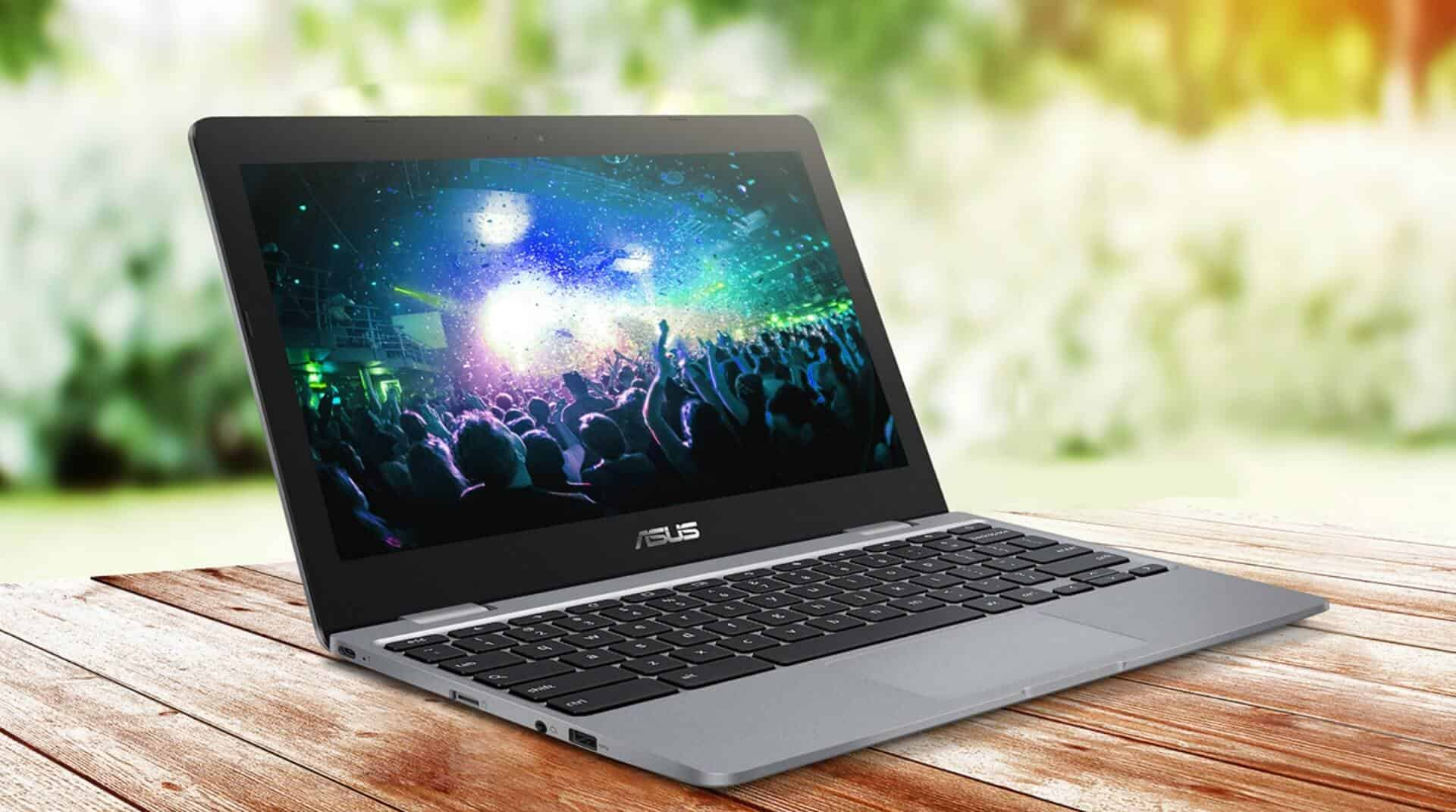 ASUS Chromebook 12 Press Image for Title