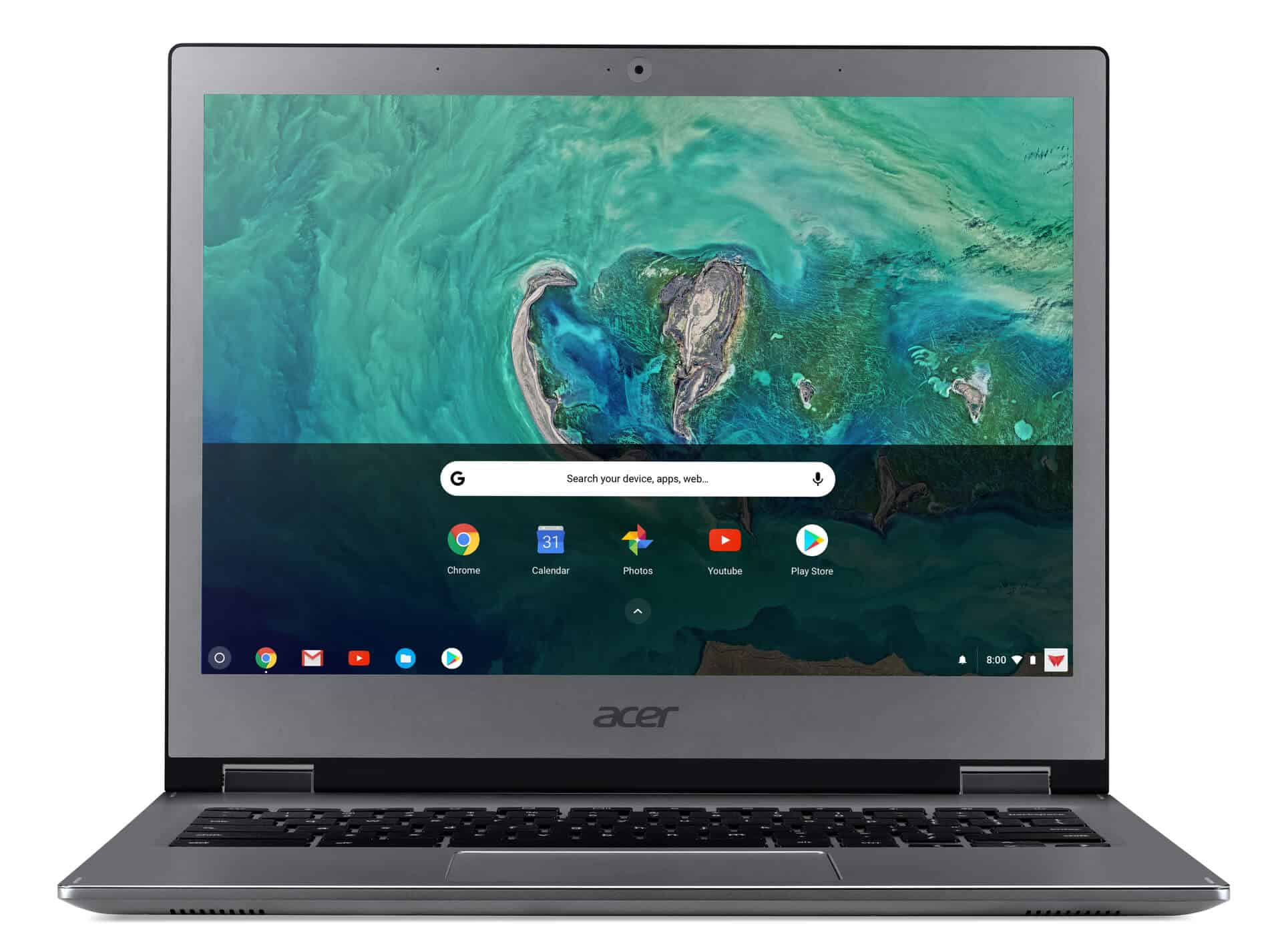 Acer Chromebook 13 front view from Acer 03