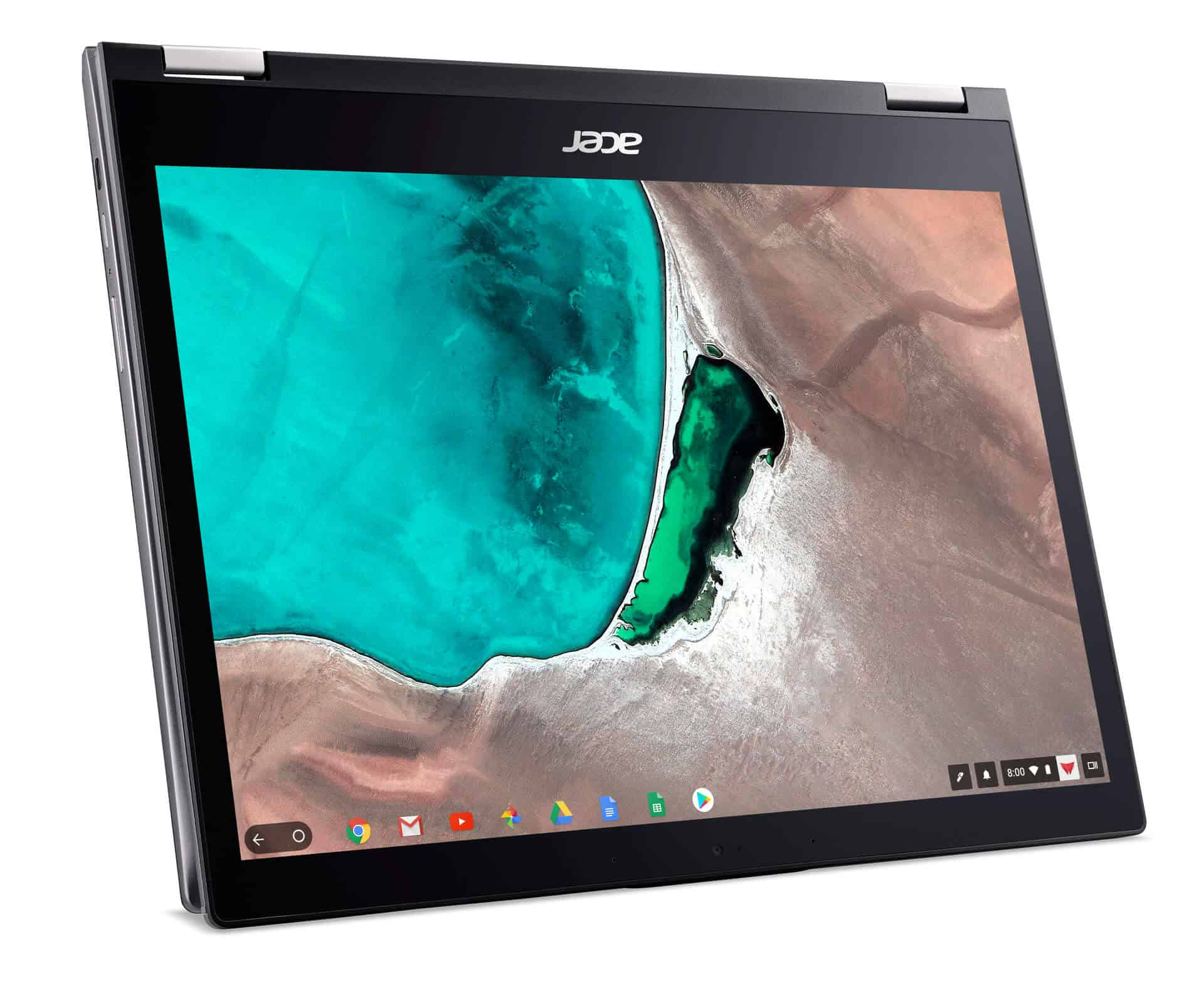 Acer Chromebook Spin 13 tablet mode 2 from Acer 12