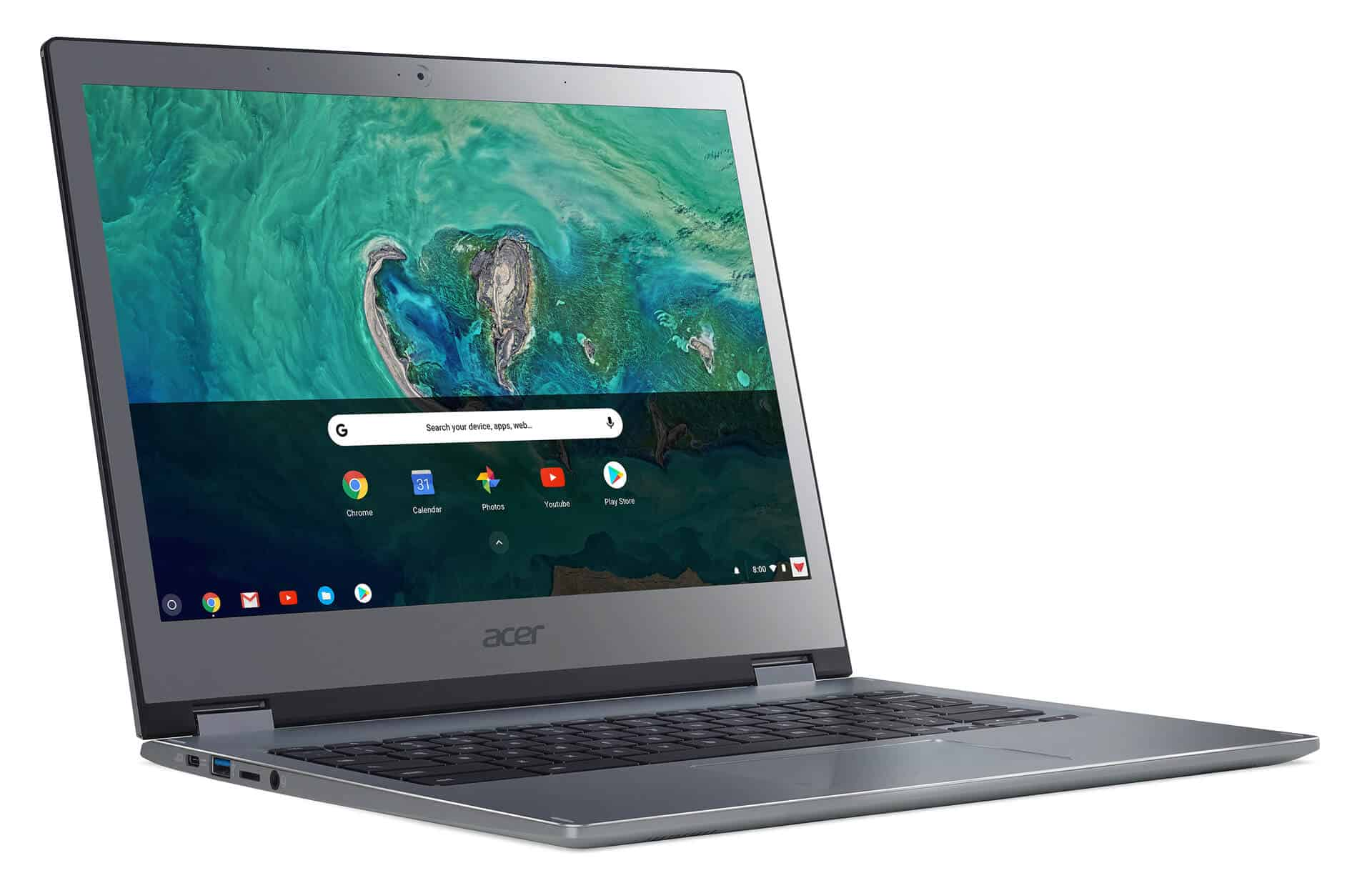 Acer Chromebook 13 right facing from Acer 06