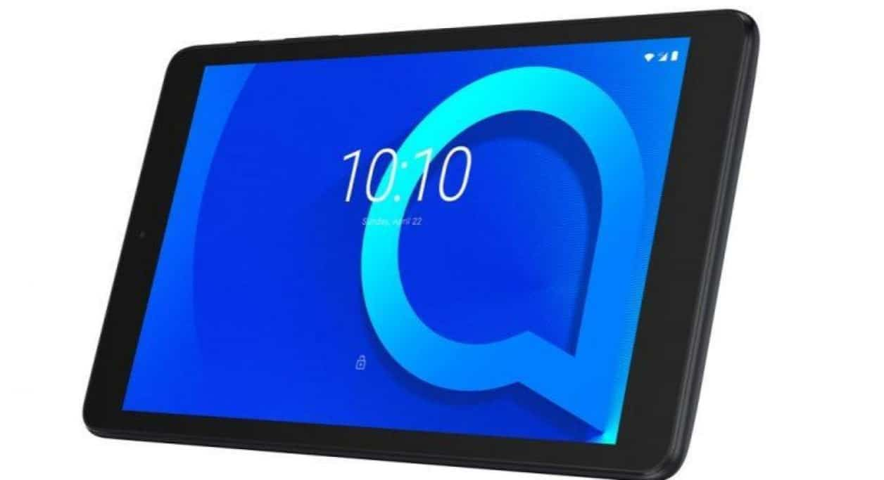 Alcatel 3T 8 Android Go Tablet Announced – IFA 2018