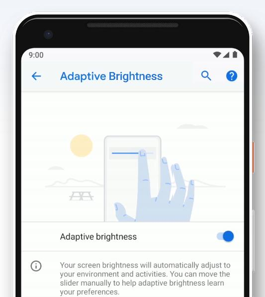 Android 9 Pie official image 2