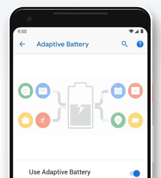 Android 9 Pie official image 3