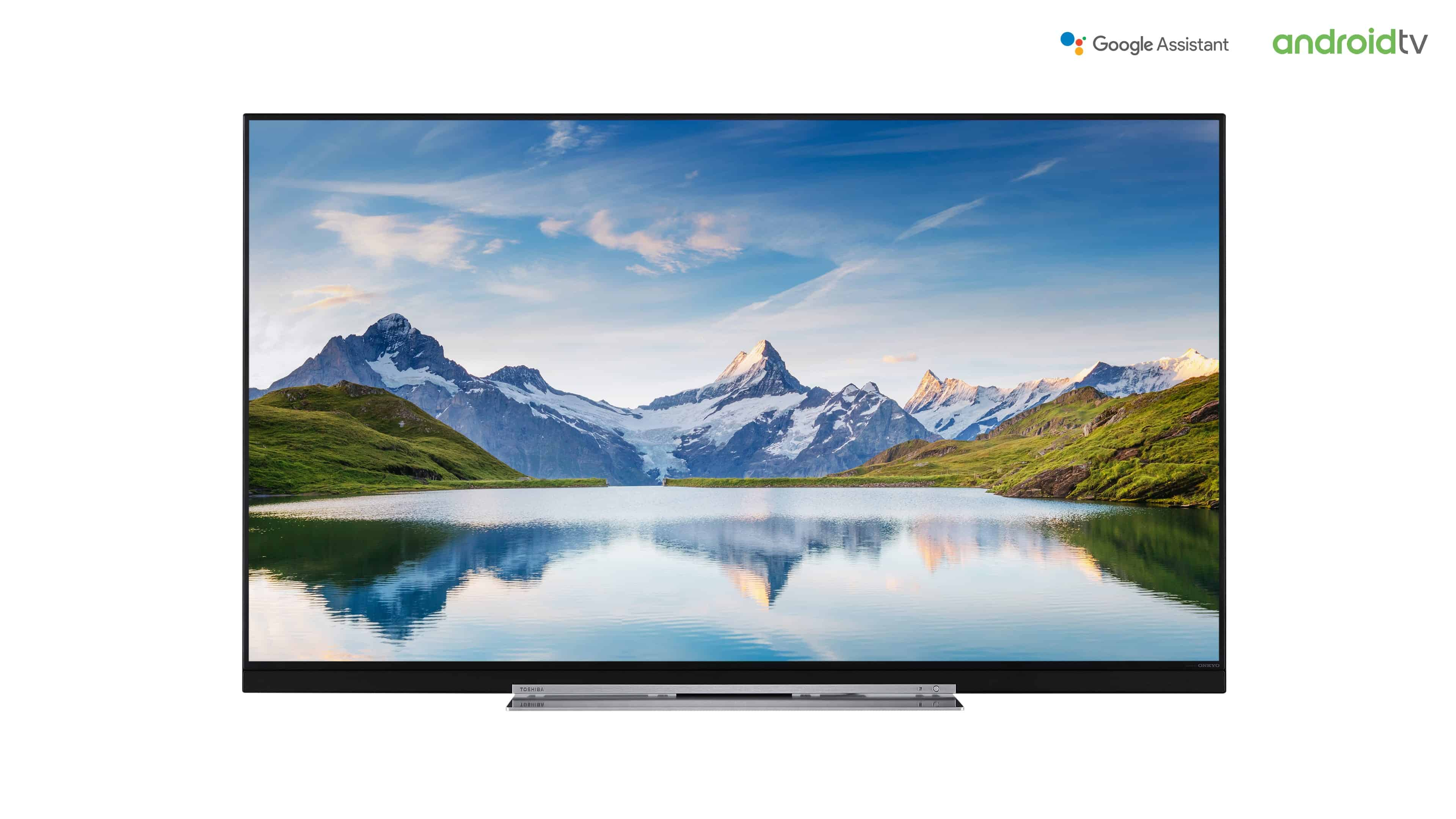 Toshiba Launches 55-inch 4K HDR Android TV Set – IFA 2018