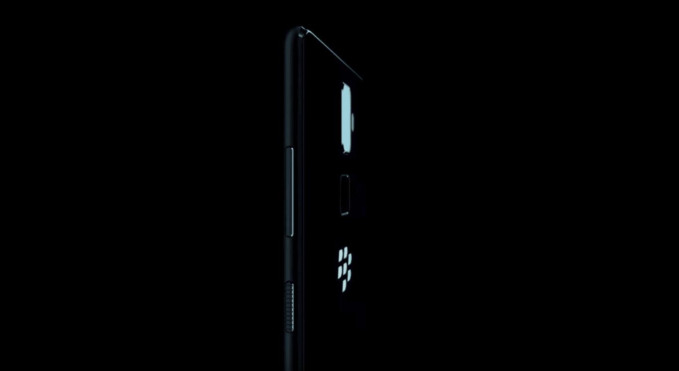 BlackBerry Evolve Teaser