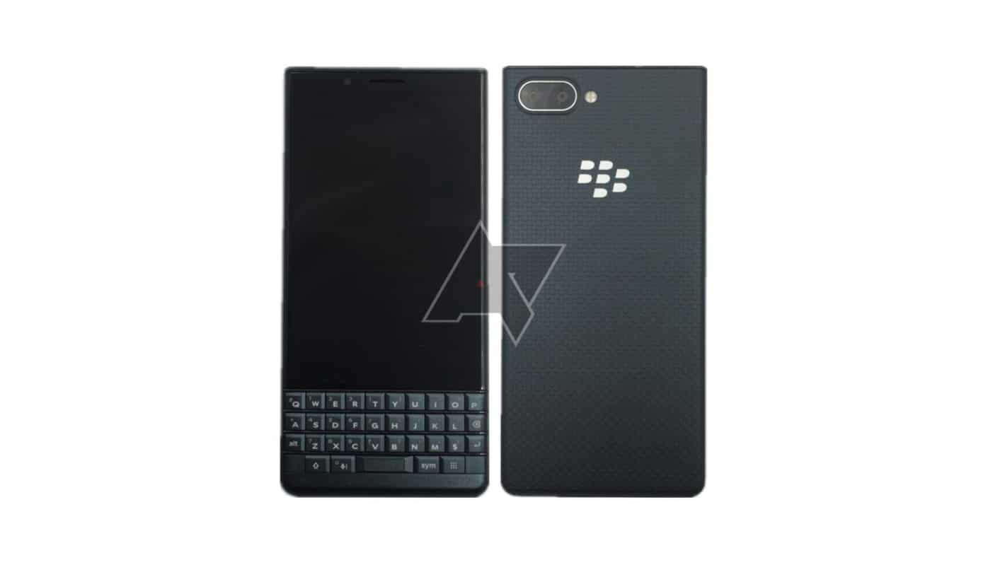 BlackBerry KEY2 LE Android Police