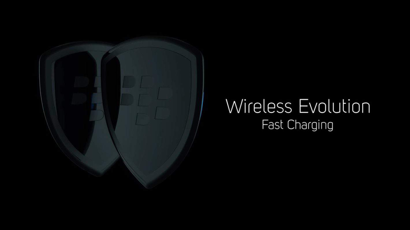 BlackBerry Wireless Charger pre launch video 1