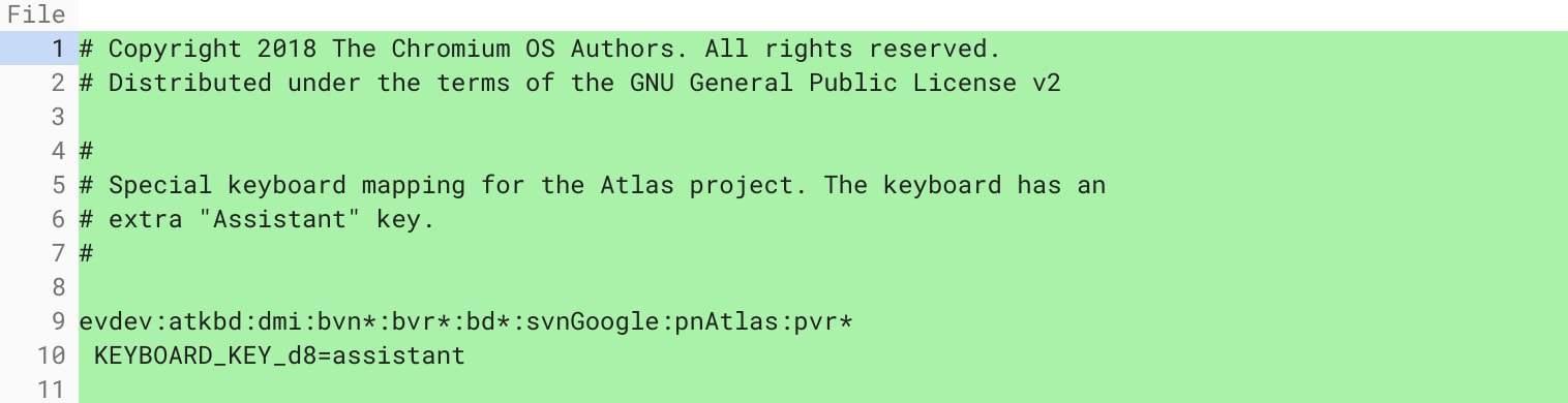 Chromium Gerrit Atlas Keyboard Layout Commits 03