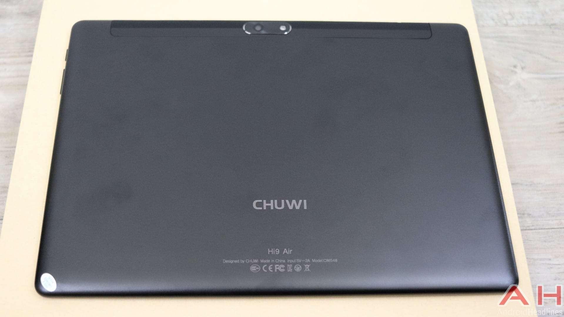 Chuwi Hi9 Air Review Hardware AH 08