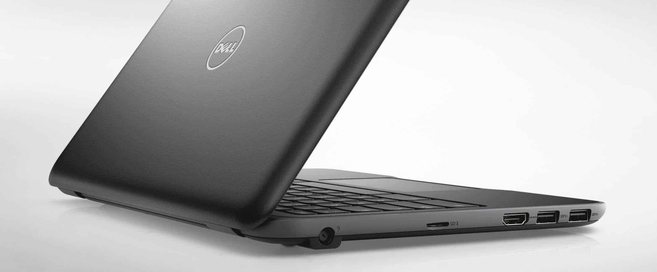 Dell Inspiron Chromebook 11 Press Image 01