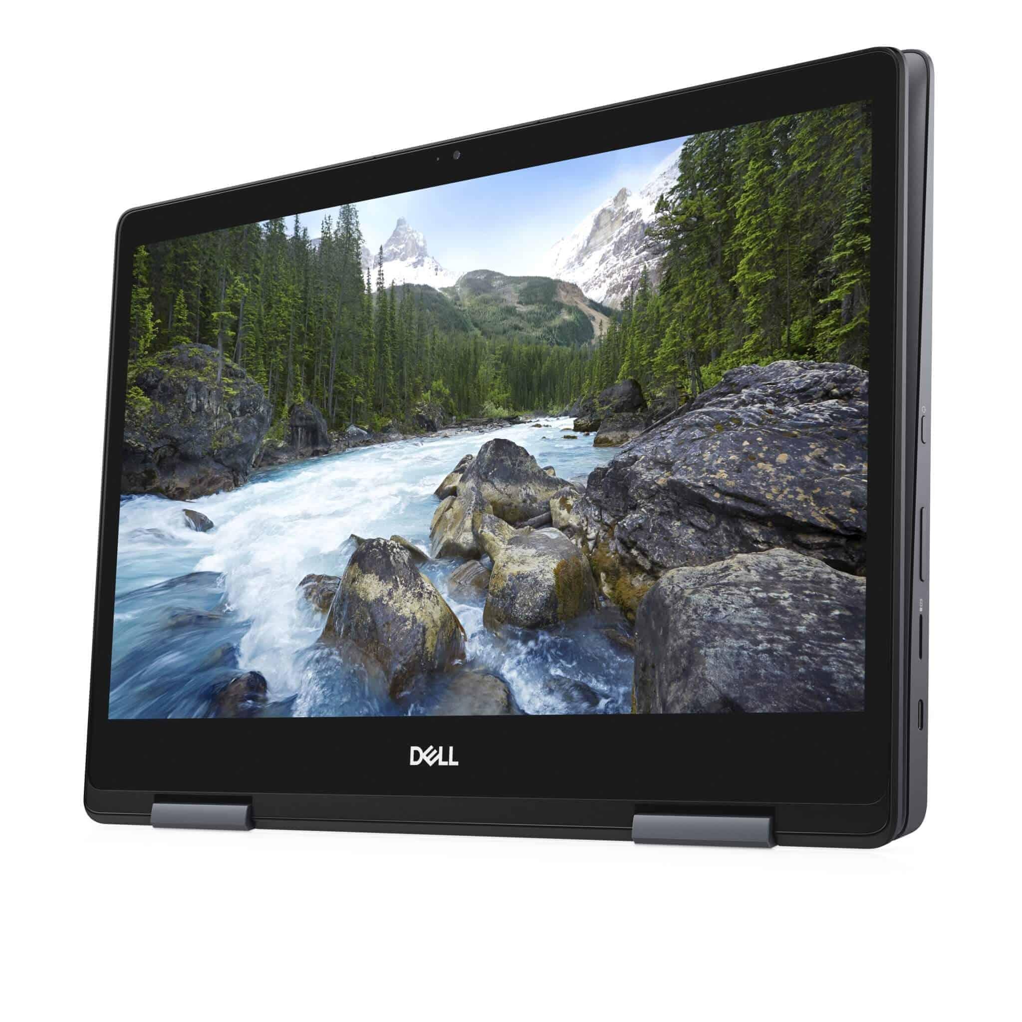 Dell Inspiron Chromebook 14 2 in 1 press image 04