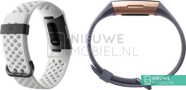 Fitbit Charge 3 Nieuwe Mobiel 1