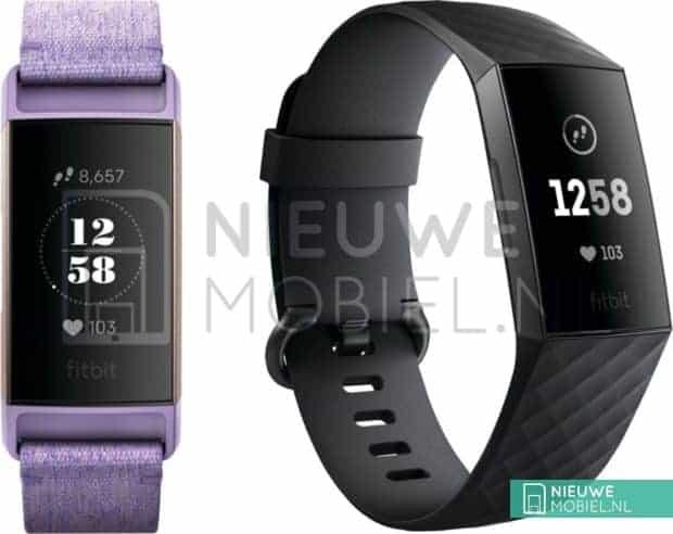 Fitbit Charge 3 Nieuwe Mobiel 2